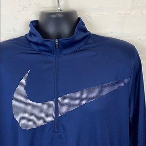 Nike Lightweight 1/2 Zip Hoodie